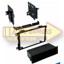 Base Frente Adaptador Estereo Chevrolet S-10 P/u 2003-2004