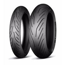 Pneu Michelin Pilot Power 3 (73w) Traseiro 190/50-17
