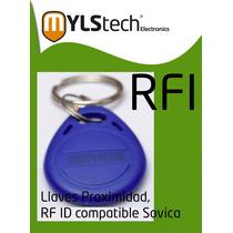 Llaves Proximidad, Rfid Compatible Con Equipos Sovica.