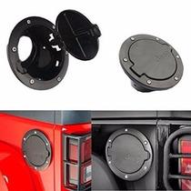 Tapa Deportiva Tanque De Gasolina Jeep Wrangler Jk Premium