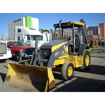 Retro Excavadora 310j Recien Importada 2,900hrs Impecable
