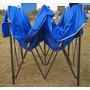 Toldos Plegables 3x3 *marca Amco ** Color Rojo Y Azul*