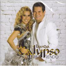 Cd Banda Calypso Eu Me Rendo Original + Frete Grátis