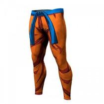 Leggins Dragon Ball Z Goku, Gimmnasio, Running, Crossfit