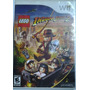 Wii Lego Indiana Jones 2 $250 Pesos Seminuevo Vendo / Cambio