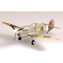 Modelo De Avión - 1:72 P40b C Warhawk Jet Raf 349 Sqn 1943