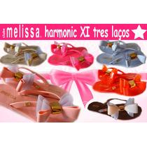 Kit 36 Melissas Harmonic Três Laços Varios Modelos