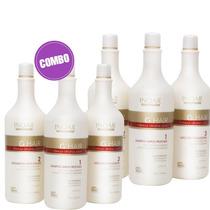 2 Kits Inoar G Hair Escova Inteligente Alemã Ghair +4brindes