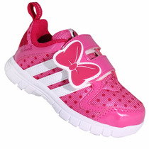 Zapatos Adidas Minnie De Niña 100% Original