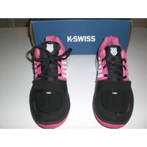 Zapato Deportivo Dama Kswiss Originales Talla 39 7,5 Nuevo