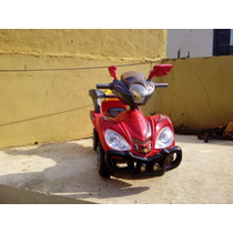 Moto A Batería Para Niños - Seminueva