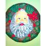Plato Decorativo San Nicolas (navidad) Pintura Fria Ceramica