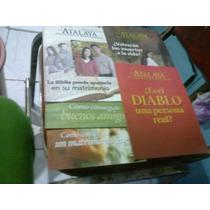 Atalaya, Ejemplar Español Y En Italiano Libros Religion Vbf