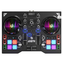 Consola Instinct P8 Hercules Pc Mac Dj Controlador Virtual