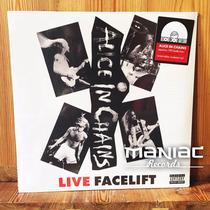 Alice In Chains Live Facelift Edicion Vinilo