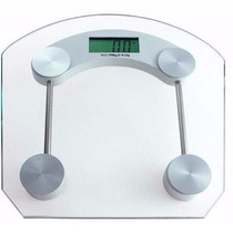 Balança Digital Vidro Temperado 180kg Banheiro Academia Quad