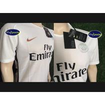 Jersey Paris Psg Tercer Kit Versión Jugador Parche Nombres