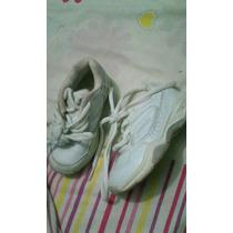 Vendo Zapatos Colegiales Rs21 Nro 24 Color Blanco