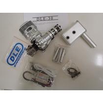 Motor Dle 30cc Gasolina 12x R$127,31 (0049)