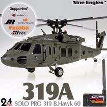 Helicóptero Nine Eagles Solo Pro 319 3g 6ch 2.4ghz Rtf Escal