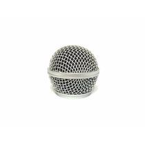 Globo Grelha Grille Microfone Shure Sm58 Sm 58 Beta 58 A