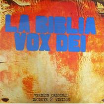 Vox Dei - La Biblia - Versión Original - 2 Vinilos