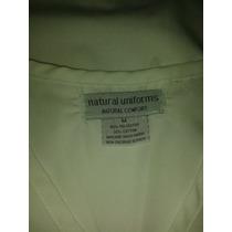Uniforme De Enfermeria Natural Uniforms Talla M