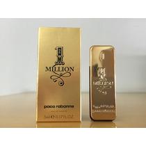 Miniatura Paco Rabanne 1 Million Masculino 5ml Edt