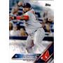 Bv Pablo Sandoval Boston Red Sox Topps 2016 #285