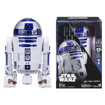 R2-d2 Star Wars Hasbro Interactivo Smart Bluetooth