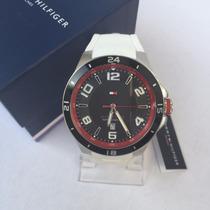 Reloj Tommy Hilfiger 1790864 Blanco Hombre Envío Gratis