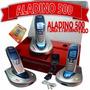 Teléfono Inalambrico Aladino 500 1 Linea X 3 Internos
