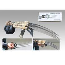 Réplica Garra Gear Demon Huesos Recina, Metalicas Acero 440