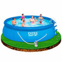 Pileta Inflable Intex Easy Set 457x122cm C/bomba+accesorios