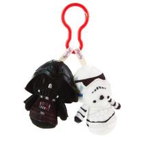 Clippys - Darth Vader /storm Trooper - Itty Bitty Hallmark
