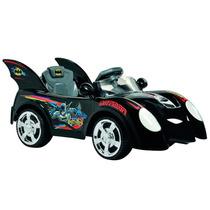 Mini Veículo Elétrico Batman C/ Controle Remoto El 6v