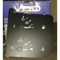 Marcador De Combustível E Temperatura - Omega Gls / Cd 1993