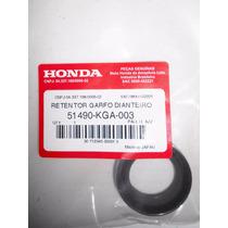 Retentor Bengala Original Honda Cg 125 Tod / Fan / Titan