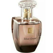Velvet Cristal Deo Colônia 95ml Feminino. Perfume Da Eudora