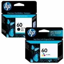 Cartuchos Hp 60 Original
