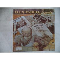 Alux Nahual ´´leyenda´´ 1990 Lp Mexicano Rock Guatemalteco