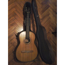Guitarra Antigua Casa Nuñez Año 1959 Firmada Diego Gracia