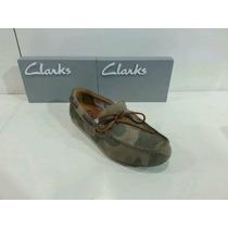 Zapatos Clarks Marcos Edge, Marcos Sail Originales