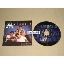 Mercurio Tiempo De Vivir 1998 Columbia Cd
