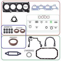 Kit Retifica Motor C/ Retentores Gol Power 1.0 16v 2002/