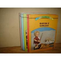 Historias De La Biblia Para Niños - 6 Libros Ilustrados