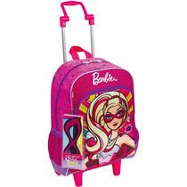 Mochila De Rodinha Barbie Super Princesa - Sestini