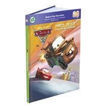 Leapfrog Tag Libro De Cuentos De Disney Pixar Cars 2: Proye