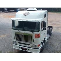 Caminhão International 9800 I 6x2 Não Puxou Bitren