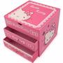 Remate Organizador Joyero De Hello Kitty Perocontenta